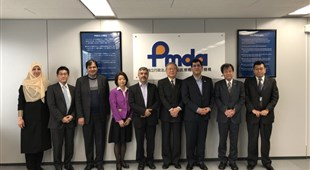 The commencement of Japanese medical device companies activities during the next three months in Iran